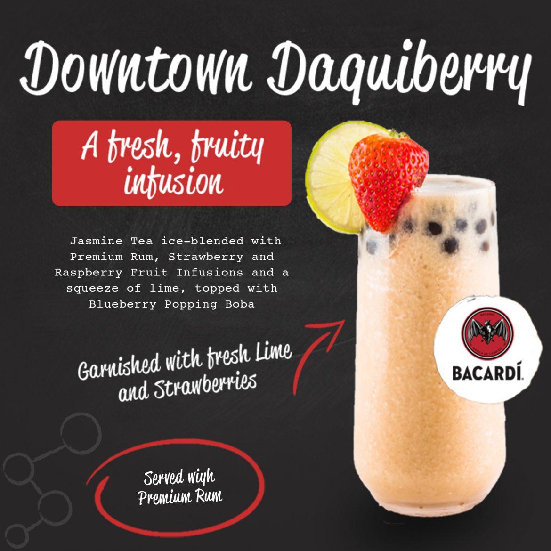 downtown daquiberry
